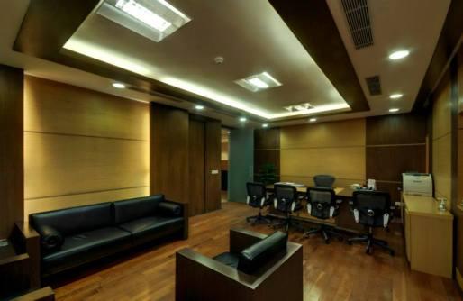 Office renovation work in Delhi
