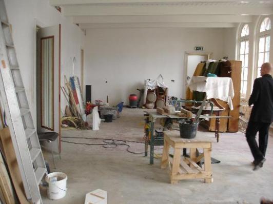 Building Renovation works